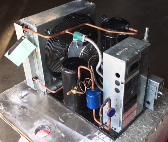 Used Copeland Condensing unit