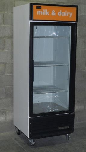 Used Single Glass Door Cooler