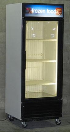 Used One Door Freezer