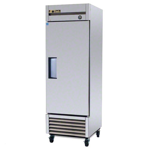 single door cooler one door cooler t 23 stainless steel