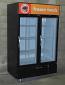 Used Two Glass Door Merchandiser Freezer
