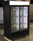 Refurbished Two Slide Glass Door Cooler
