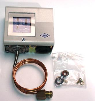 LOW PRESSURE CONTROL PSI-W3K PCN #097992 TAC-48 230V 50HZ