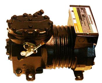 COMP, KAJB-010E-CAV-232 208V 60HZ/1PH, 1HP