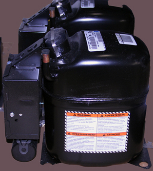 COMP, 1/2 R404A AJ532AT-430-B4 AJA2425ZXA 115V 60HZ