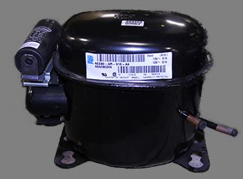 COMP, AEA2380ZXA AE560AR-916- A4JL, 1/4hp 115V 60HZ R404A