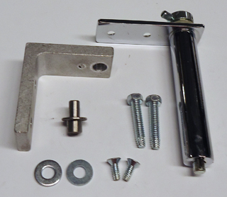 HINGE KIT, DOOR TOP RIGHT T-G WITH CARTRIDGE HINGE
