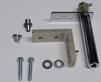 HINGE KIT, DOOR TOP LEFT HINGE T-G WITH CARTRIDGE HINGE